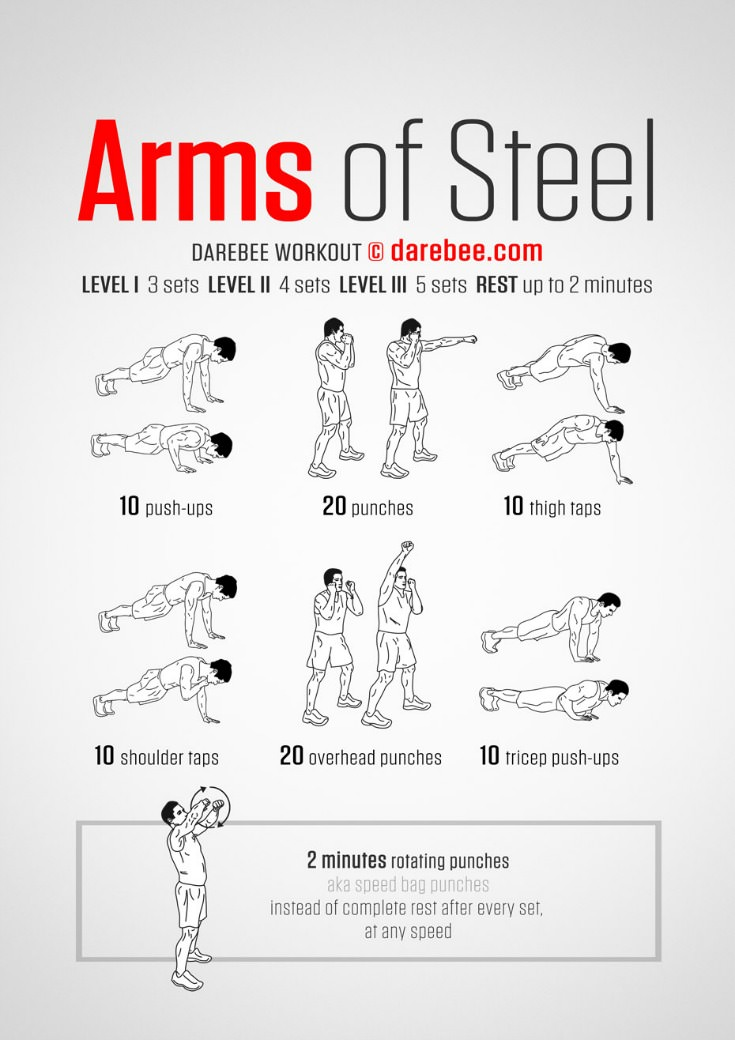 Arms of Steel