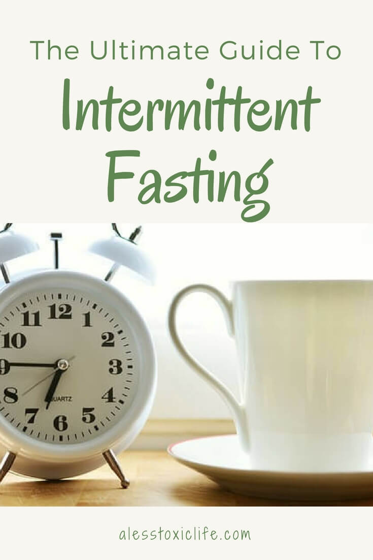 The Ultimate Guide To Intermittent Fasting. Learn the benefits and how to easily implement into your life.