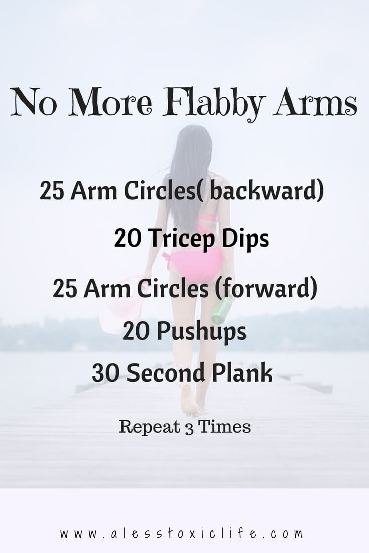 Arm workouts you can do at home