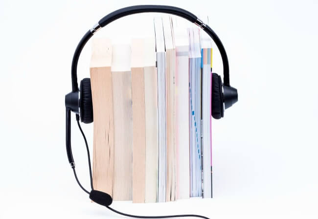 Audiobooks on Amazon and Audible