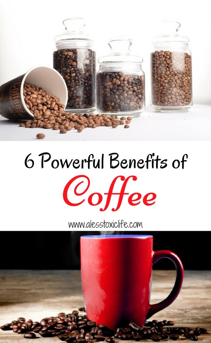 Don't feel guilty about drinking coffee. Coffee has many benefits just make sure you drink organic!