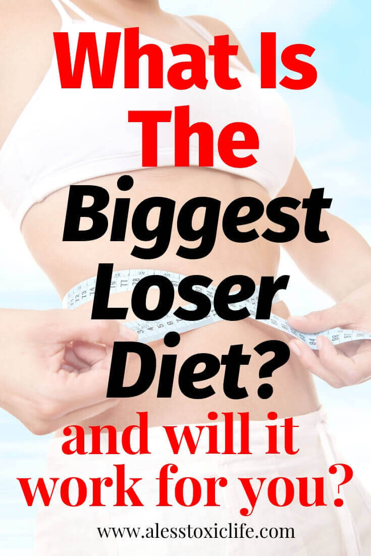 What is the biggest loser diet and will it work for you.