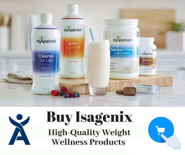 Buy Isagenix Wholesale. Superfood Nutritional Cleansing System