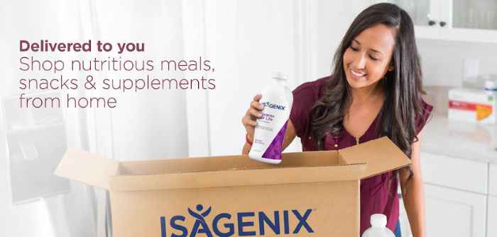 Buy Isagenix Wholesale