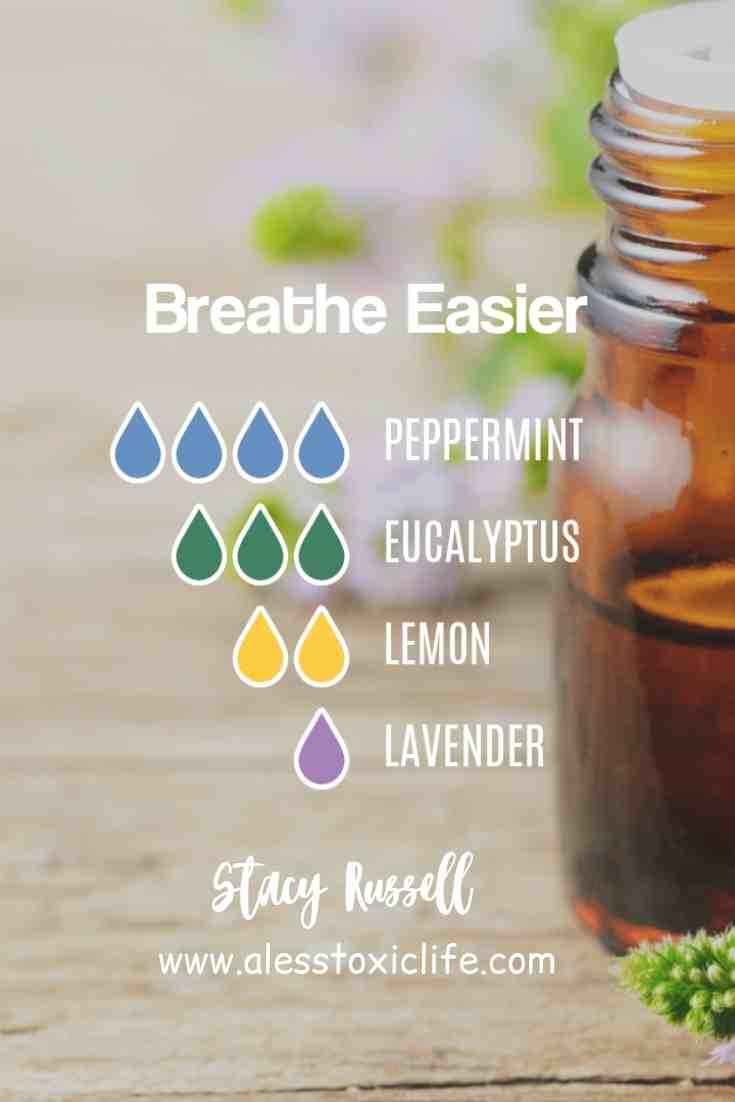 Diffuser Blends to help with colds