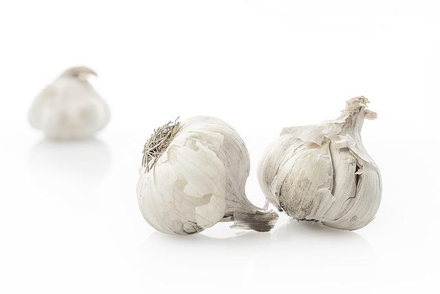 Garlic for weightloss