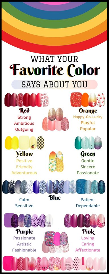 How To pick a color of nail polish strips. Color Street Color Ideas.