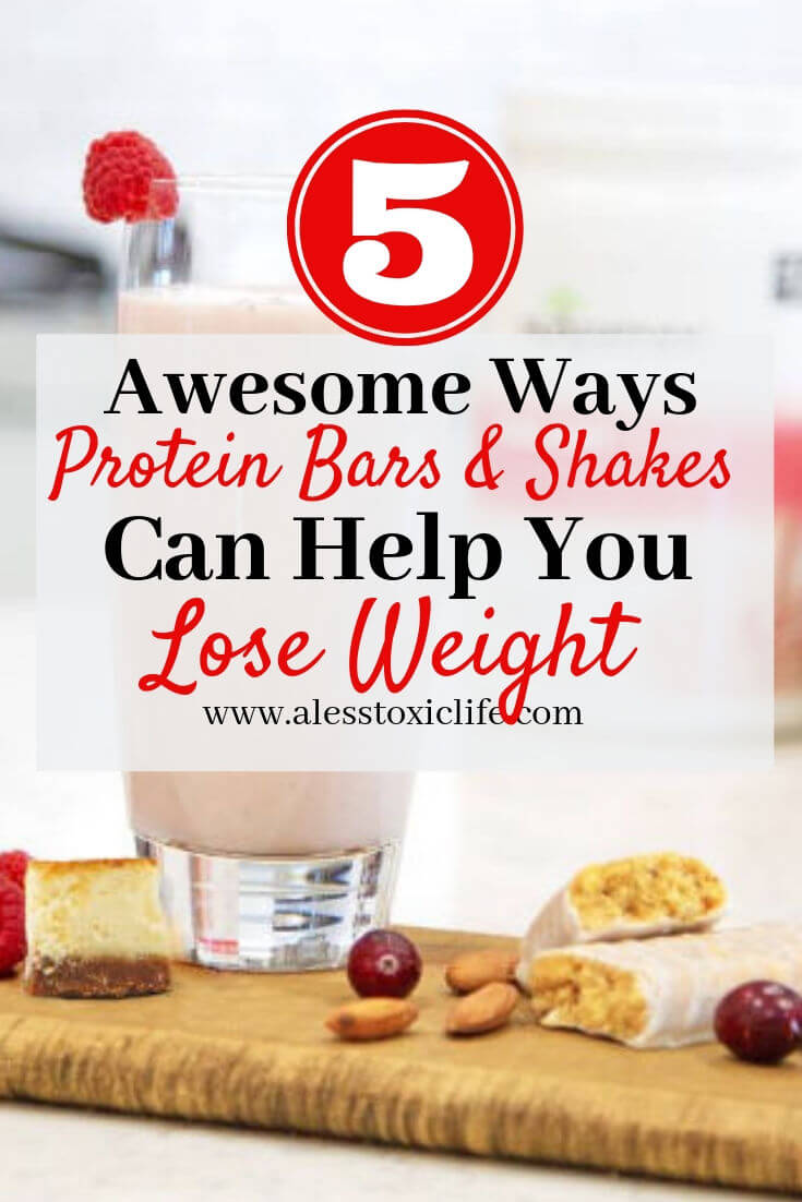 You can use protein shakes to help you lose weight. Learn how to satisfy your sweet tooth, get proper nutrition, and make your life more convenient with protein shakes and bars.