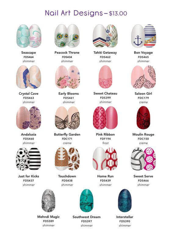 Color Street Colors - Buy Color Street Nail Art