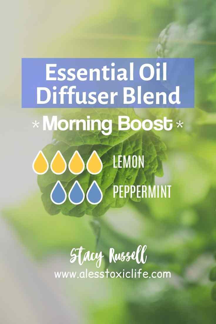 Peppermint Oil Diffuser Blend